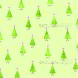 seamless background with Christmass tree