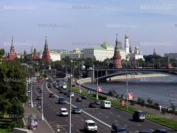View at Moscow