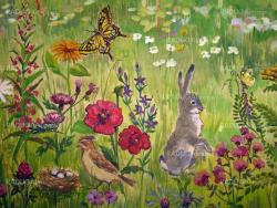 Meadow animals