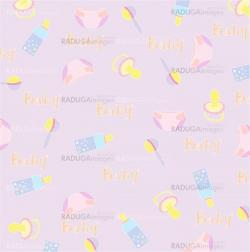 baby background , vector