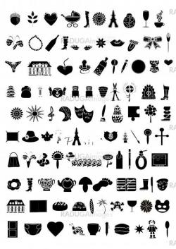 Collection of 100  elements