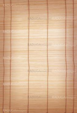 brown bamboo matting background and texture