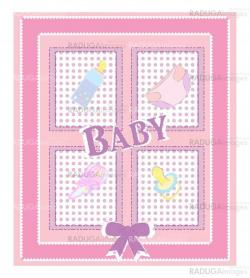 card for baby shower