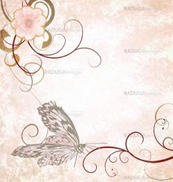 light pink grunge background with cosmos background and detailed