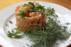 Rice in Hungarian style