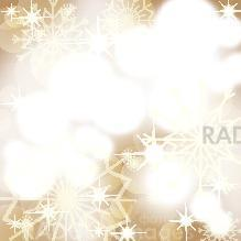Christmas background with white snowflakes and fireworks, EPS10