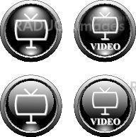 set of web  button  or icon